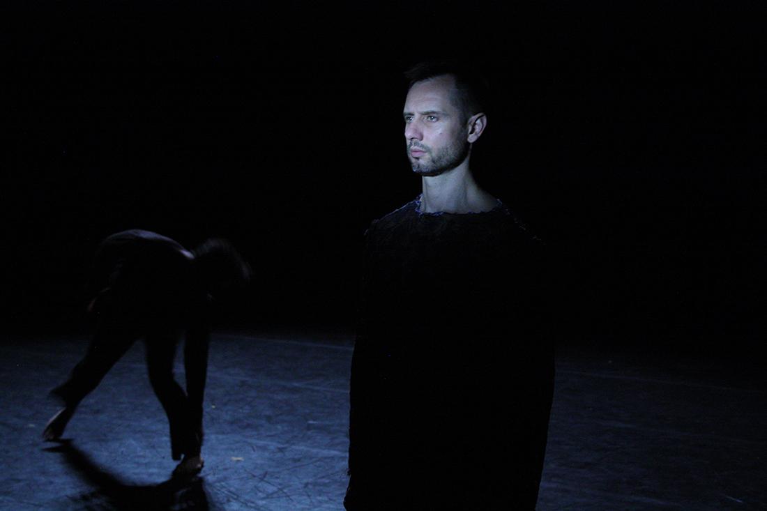 Dentro, création 2015, un duo de Catherine Diverrès