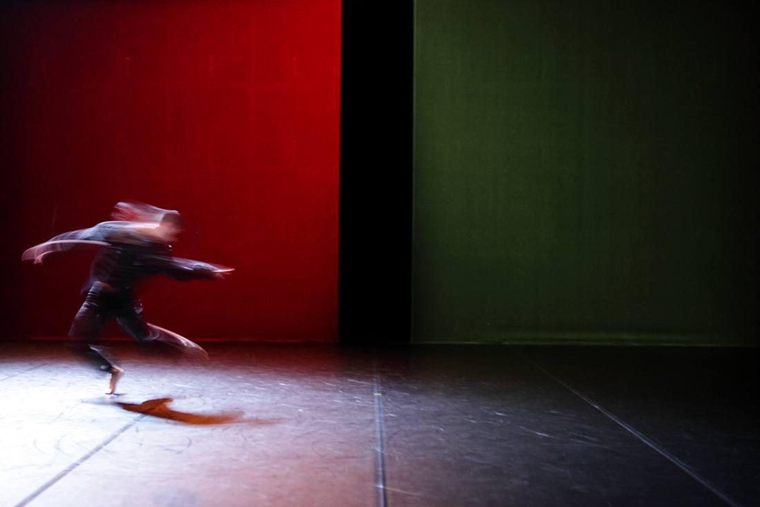 Encore danse contemporaine 2010 mouvement couleur Rennes
